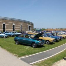 Allegro 45th Anniversary Celebrations at Gaydon 2018