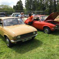 Nuffield Place Show 2019